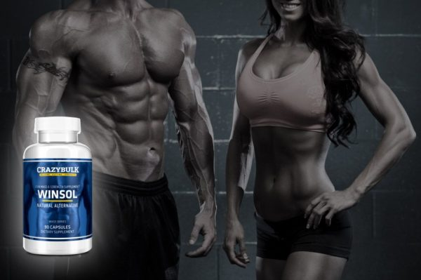 crazybulk WINSOL featured - Køb WINSOL - en Winstrol Fat Burner Juridisk Steroid Alternativ i Fredericia Danmark