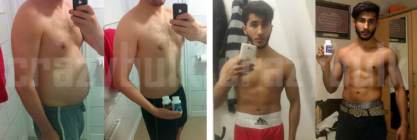 David et Emran avant et après Fou Bulk Winsol Winsol Achats - un et Winstrol Fat Burner Legal Steroid Alternative en Seine Marne France
